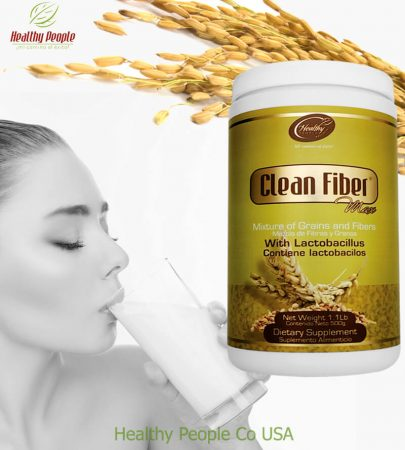 """Clean Fiber Shake NEW! """"Maintain a Healthy Digestion!"""