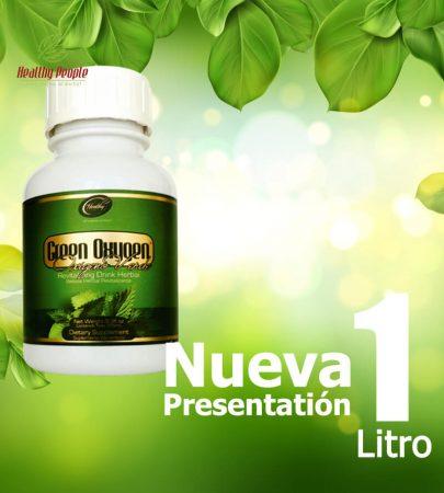 GREEN OXYGEN 1LT