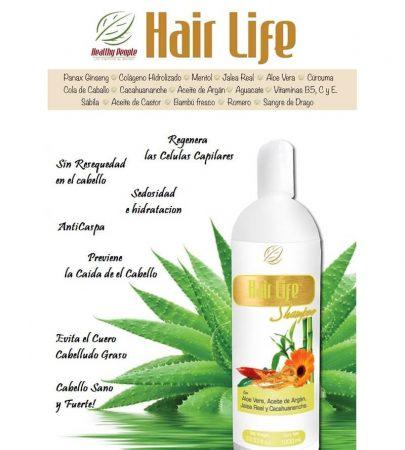 Hair Life Shampoo