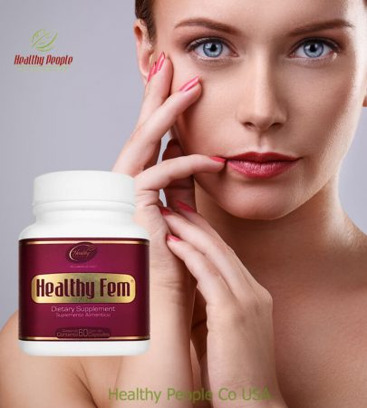 """HealthyFem """"Every womans ideal supplement"""" (Improved VidaFem)"""