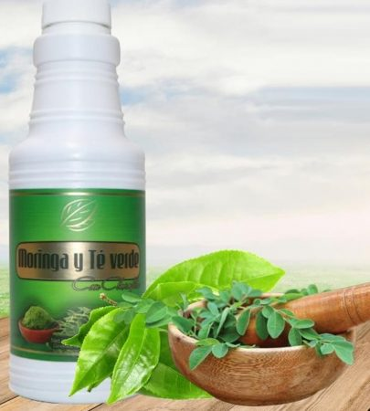 MORINGA AND TE VERDE Healthy People Products