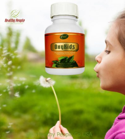 """Oxykids """"Nutrition for Growing Kids!"""""""