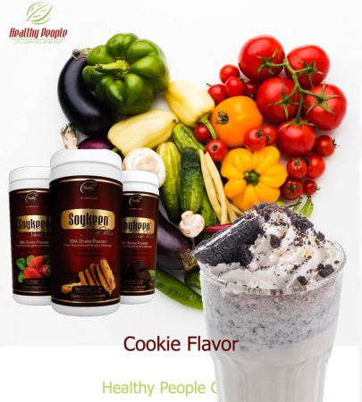 """SoyKeen Protein Shake NEW! (Cookie Flavor) """"Strength & Endurance"""