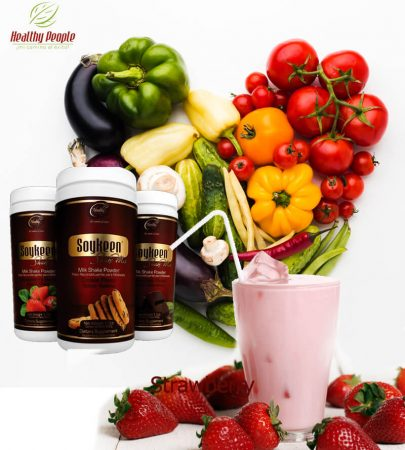 """SoyKeen Protein Shake NEW! (Strawberry) """"Strength & Endurance!"""""""